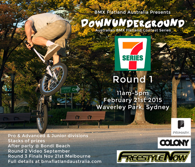 DownUnderGround Round 1 sydney january 2015