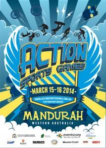 Mandurah Action Sports Games 2014