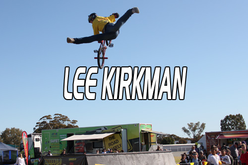 Lee Kirkman