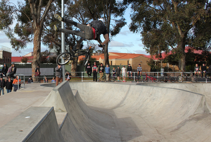 Matt Vaia Kalgoorlie comp July 2013