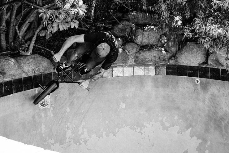 Andy Fortini pool carving nov 2013
