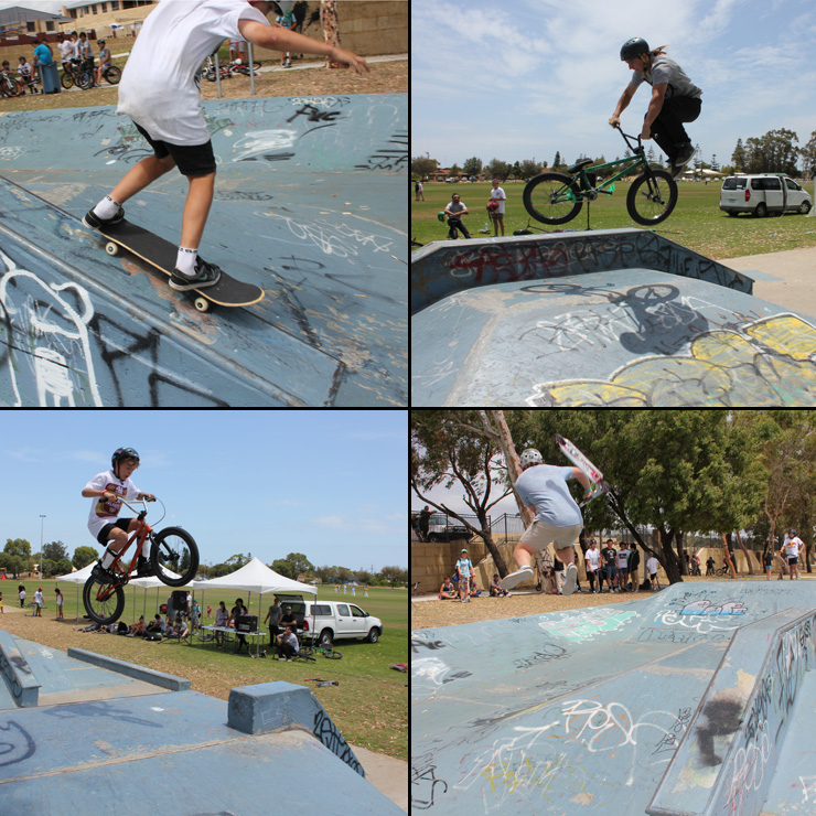 Singleton skatepark competition 7th dec 2013