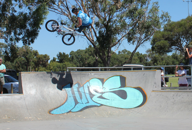 Freestyle Now | Australian BMX, skateboard and scooter
