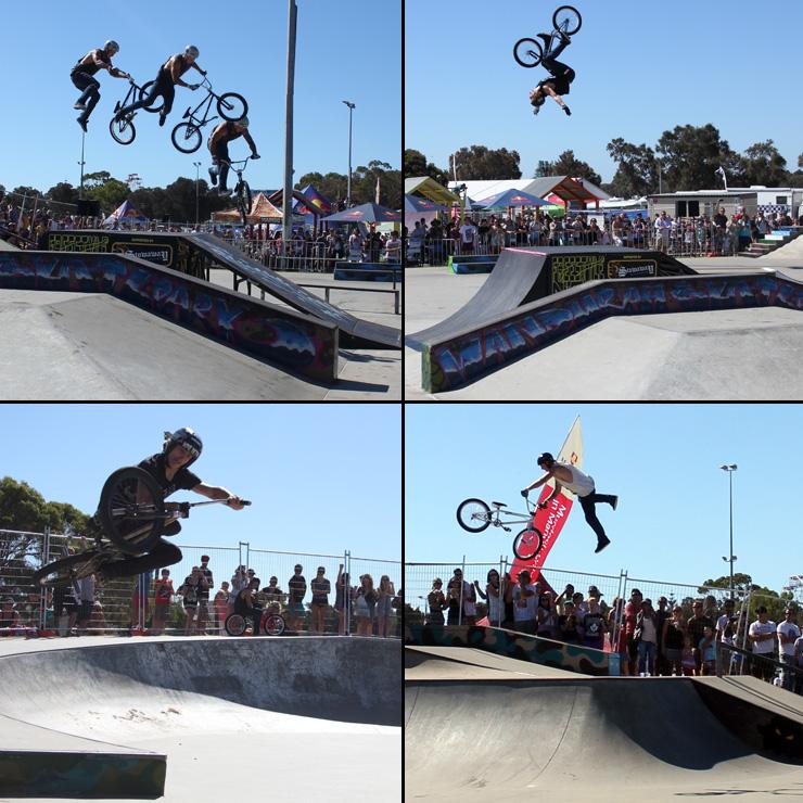 Action Sports Games 2014 - BMX park