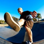 Mitch Harris Freestyle Now Bunbury skatepark skateboard - Photo Andy Fortini