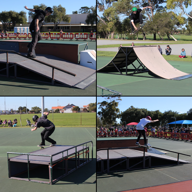 rockingham finals fest 2014 skateboard