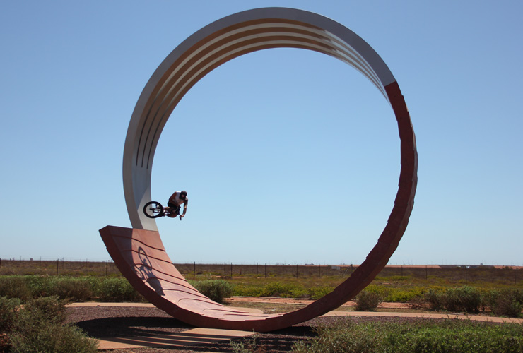 Freestyle Now Port Hedland David Pinelli March 2015