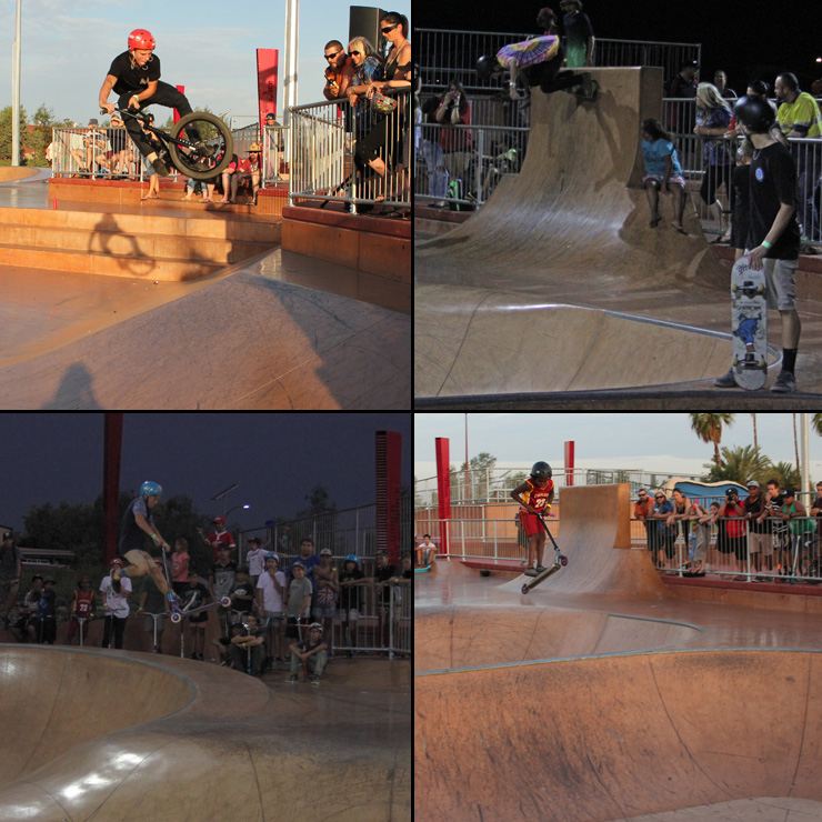 Freestyle Now South Hedland skatepark competition 15th August 2015
