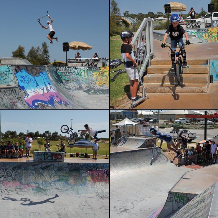 Golden Bay skatepark competition – 11th October 2015 – Round 15 Freestyle Now Western Australian Skatepark Series