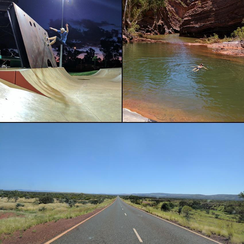 Freestyle Now - north west australia trip feb 2017