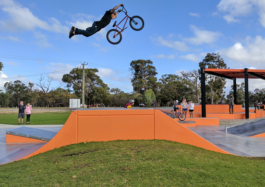 Australind skatepark opening day - Freestyle NowFreestyle Now